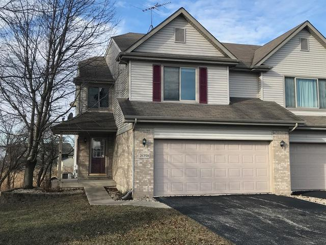 26358 S Evergreen Lane, Channahon, IL 60410 (MLS #10317133) :: Helen Oliveri Real Estate