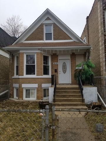 6510 S Paulina Street, Chicago, IL 60636 (MLS #10317154) :: Baz Realty Network   Keller Williams Preferred Realty