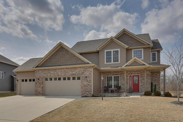 405 S Fox Run Drive, Mahomet, IL 61853 (MLS #10317227) :: Berkshire Hathaway HomeServices Snyder Real Estate