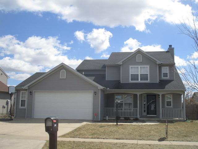3907 Tallgrass Drive, Champaign, IL 61822 (MLS #10317243) :: The Wexler Group at Keller Williams Preferred Realty