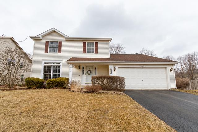591 Sussex Lane, Algonquin, IL 60102 (MLS #10317460) :: Lewke Partners