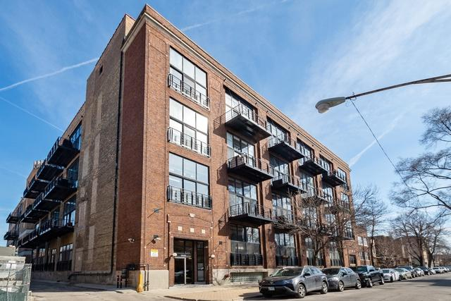 1935 N Fairfield Avenue #411, Chicago, IL 60647 (MLS #10317524) :: Leigh Marcus | @properties