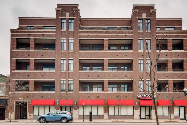 4420 N Clark Street #505, Chicago, IL 60640 (MLS #10317639) :: Leigh Marcus | @properties