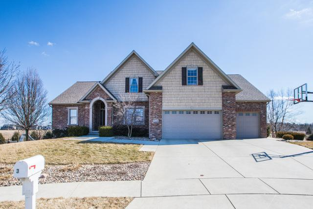 3 White Cliff Court, Bloomington, IL 61705 (MLS #10317674) :: Janet Jurich Realty Group
