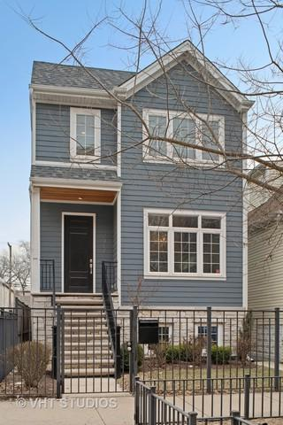 2917 N Hoyne Avenue, Chicago, IL 60618 (MLS #10317697) :: Leigh Marcus | @properties