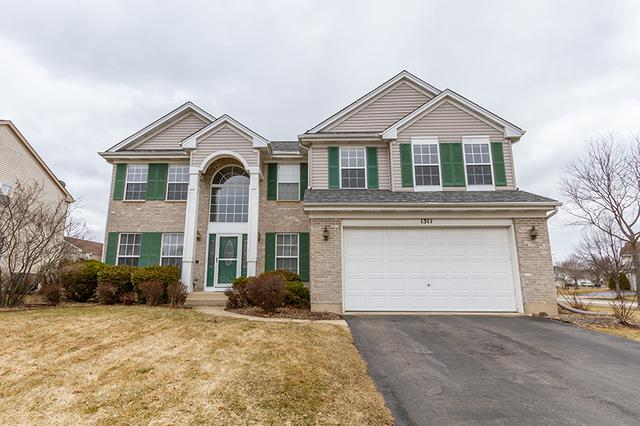 1311 White Chapel Lane, Algonquin, IL 60102 (MLS #10317716) :: Lewke Partners