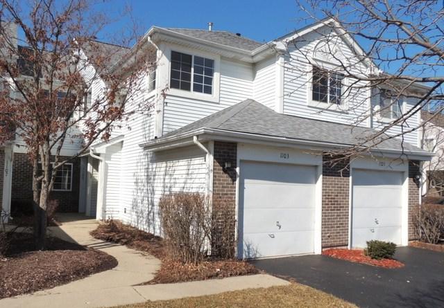 1103 E Cambria Lane S, Lombard, IL 60148 (MLS #10317784) :: Helen Oliveri Real Estate