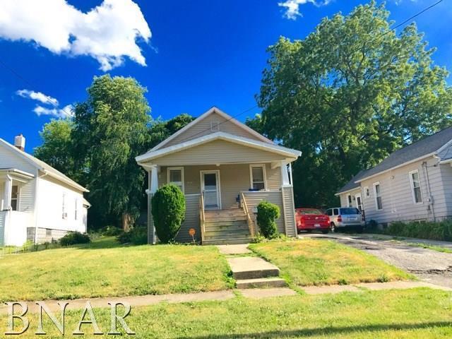 1012 W Front Street, Bloomington, IL 61701 (MLS #10317793) :: Helen Oliveri Real Estate