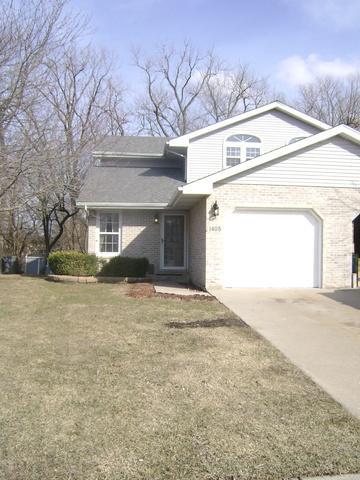 1408 Strawberry Hill Drive, Lockport, IL 60441 (MLS #10317796) :: Helen Oliveri Real Estate