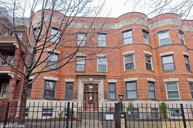 4345 N Kenmore Avenue #2, Chicago, IL 60613 (MLS #10317884) :: Leigh Marcus | @properties