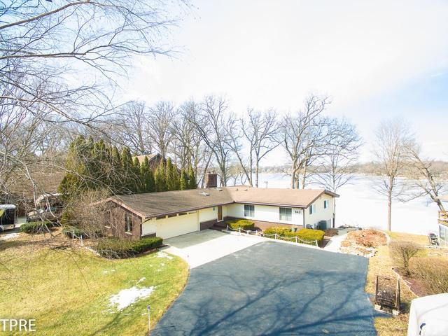 843 Lake Holiday Drive, Lake Holiday, IL 60548 (MLS #10317987) :: Baz Realty Network | Keller Williams Preferred Realty