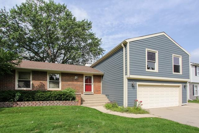 1420 Larchmont Drive, Buffalo Grove, IL 60089 (MLS #10318296) :: Century 21 Affiliated