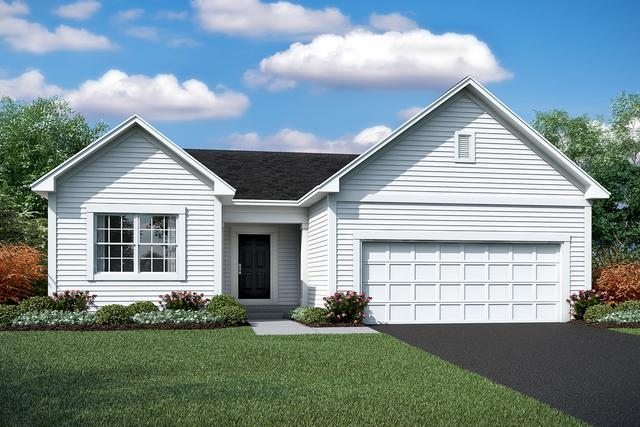 26460 W Wild Rose  Lot#584 Drive, Channahon, IL 60410 (MLS #10318354) :: Helen Oliveri Real Estate