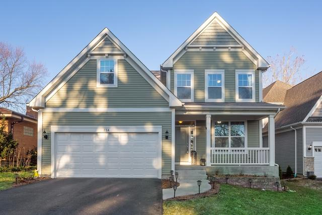 214 S Wilmette Avenue, Westmont, IL 60559 (MLS #10318513) :: Baz Realty Network | Keller Williams Preferred Realty