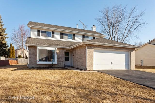 2720 Dorothy Drive, Aurora, IL 60504 (MLS #10318555) :: Century 21 Affiliated