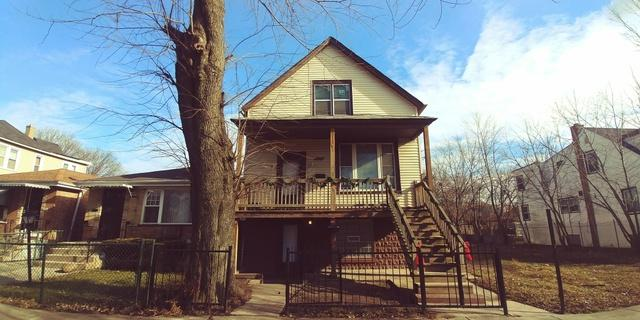 9209 S Woodlawn Avenue, Chicago, IL 60619 (MLS #10318656) :: Domain Realty