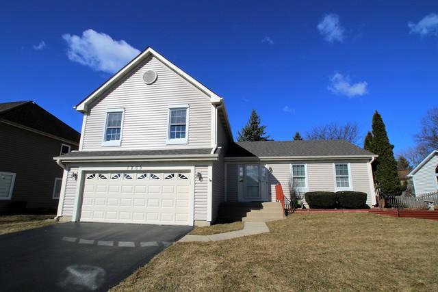 1265 Crystal Shore Drive, Carol Stream, IL 60188 (MLS #10318761) :: Ani Real Estate