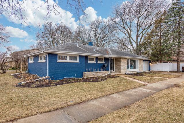 4601 Grove Street, Skokie, IL 60076 (MLS #10318788) :: Ani Real Estate
