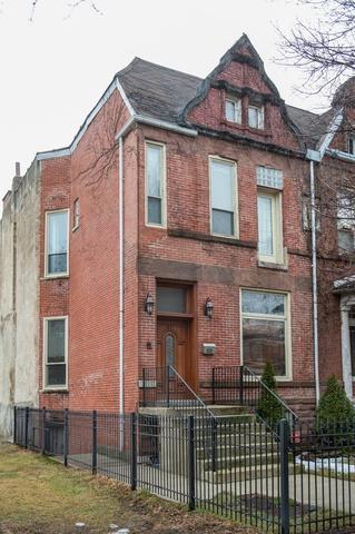 623 E Oakwood Boulevard, Chicago, IL 60653 (MLS #10318797) :: Ani Real Estate