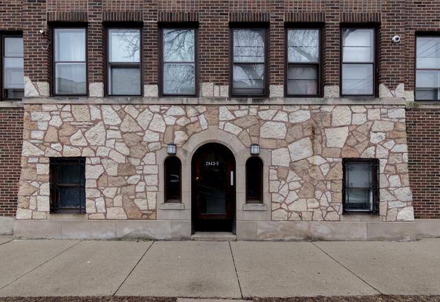 2445 W Rosemont Avenue Gdn, Chicago, IL 60659 (MLS #10318803) :: Ani Real Estate
