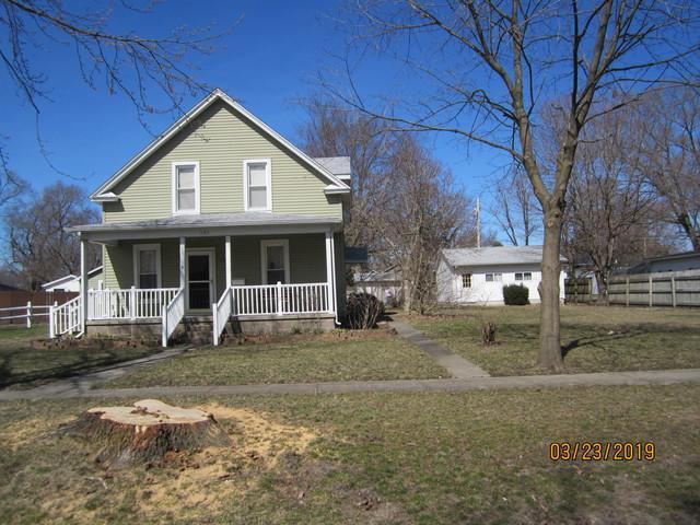 308 E Ensey Street, Tuscola, IL 61953 (MLS #10319117) :: Littlefield Group