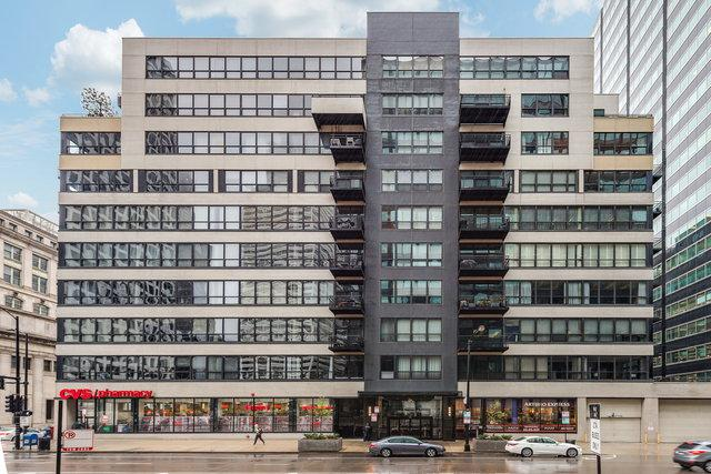 130 S Canal Street #517, Chicago, IL 60606 (MLS #10319155) :: Property Consultants Realty