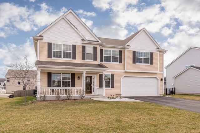 1185 Winding Way, Bolingbrook, IL 60490 (MLS #10319423) :: Angela Walker Homes Real Estate Group