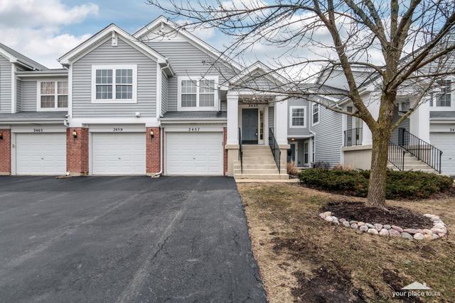 2457 Wilton Lane #2457, Aurora, IL 60502 (MLS #10319749) :: Berkshire Hathaway HomeServices Snyder Real Estate