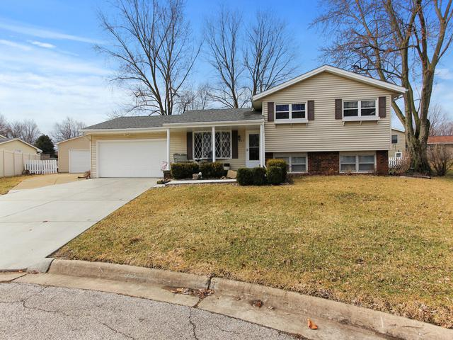 305 Dwyer Court, Normal, IL 61761 (MLS #10320169) :: Janet Jurich Realty Group