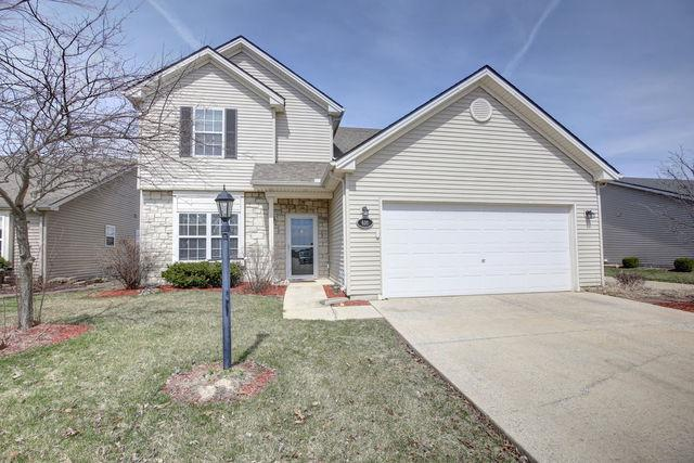600 Lauterbur Lane, Champaign, IL 61822 (MLS #10320284) :: Century 21 Affiliated