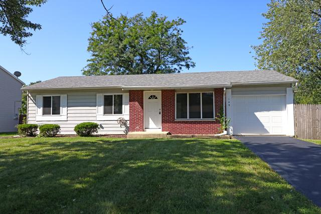 149 Olympic Drive, Bolingbrook, IL 60440 (MLS #10320286) :: Century 21 Affiliated