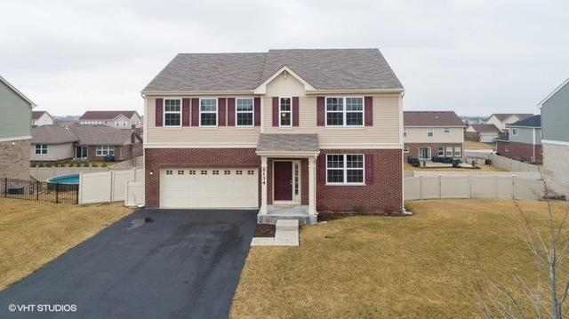 2134 Bonnieglen Drive, New Lenox, IL 60451 (MLS #10320932) :: Berkshire Hathaway HomeServices Snyder Real Estate