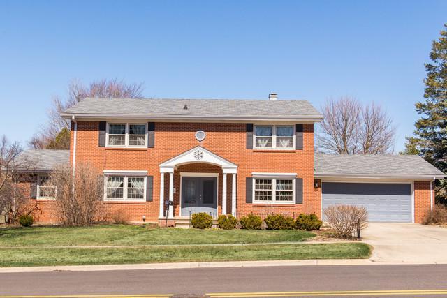 101 Ridge Drive, Dekalb, IL 60115 (MLS #10320949) :: Berkshire Hathaway HomeServices Snyder Real Estate