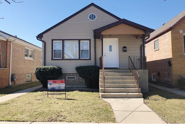 4420 S Komensky Avenue, Chicago, IL 60632 (MLS #10320995) :: Domain Realty