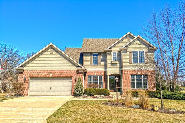 2012 E John Drive, Mahomet, IL 61853 (MLS #10321228) :: Ryan Dallas Real Estate