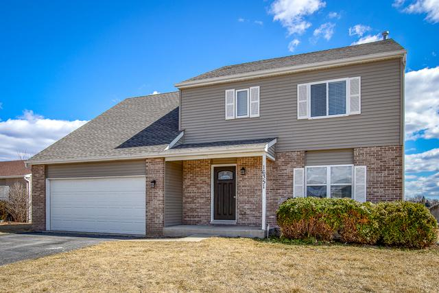 16351 Siegel Drive, Crest Hill, IL 60403 (MLS #10321404) :: Berkshire Hathaway HomeServices Snyder Real Estate