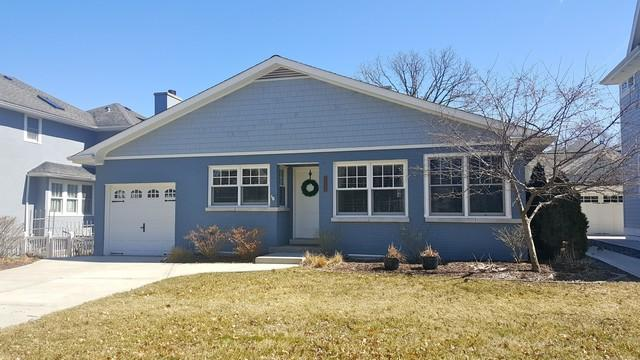4147 Central Avenue, Western Springs, IL 60558 (MLS #10321409) :: Touchstone Group