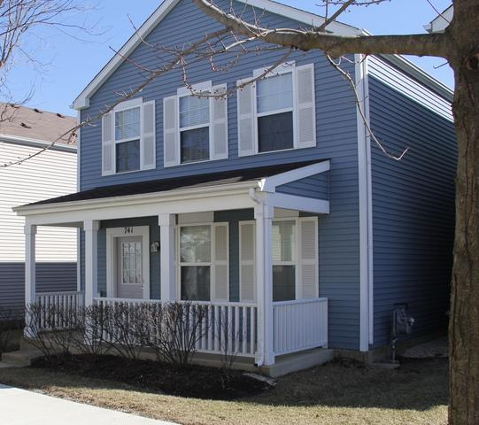 741 Four Seasons Boulevard, Aurora, IL 60504 (MLS #10321426) :: Helen Oliveri Real Estate