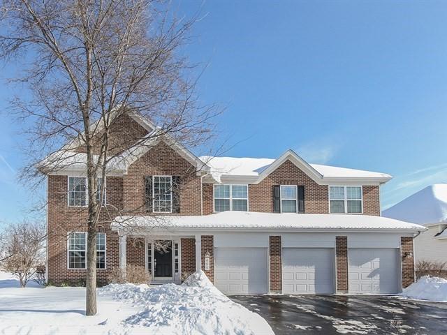 455 Sandlewood Lane, Lake Villa, IL 60046 (MLS #10321686) :: Helen Oliveri Real Estate