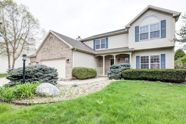 4202 Curtis Meadow Drive, Champaign, IL 61822 (MLS #10321933) :: Ryan Dallas Real Estate