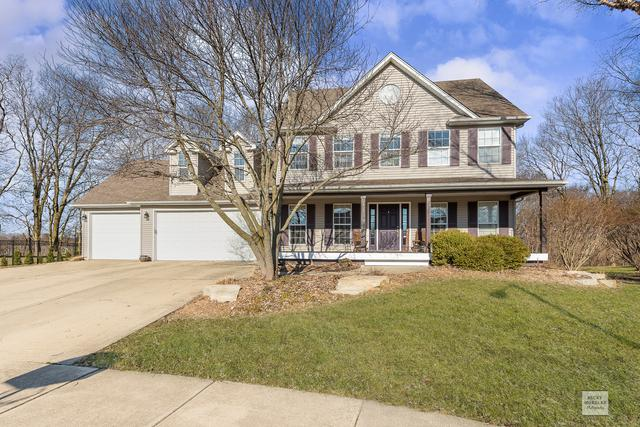 1309 Coral Berry Court, Yorkville, IL 60560 (MLS #10321972) :: Janet Jurich Realty Group