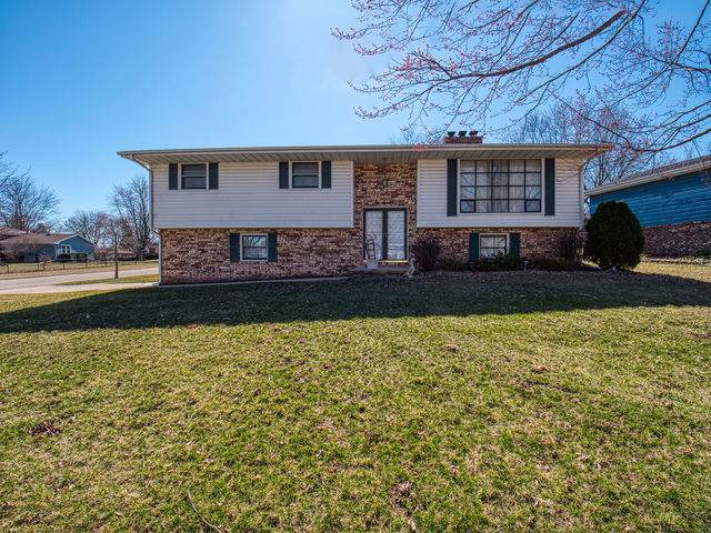 225 Doud Drive, Normal, IL 61761 (MLS #10322283) :: BNRealty