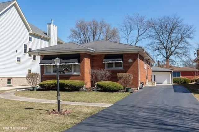 5417 Fair Elms Avenue, Western Springs, IL 60558 (MLS #10322662) :: Helen Oliveri Real Estate