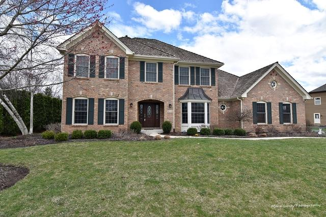 614 Steeplechase Road, St. Charles, IL 60174 (MLS #10323114) :: Century 21 Affiliated
