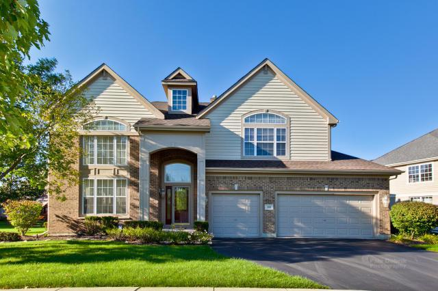 508 W Sycamore Street, Vernon Hills, IL 60061 (MLS #10323489) :: Janet Jurich Realty Group