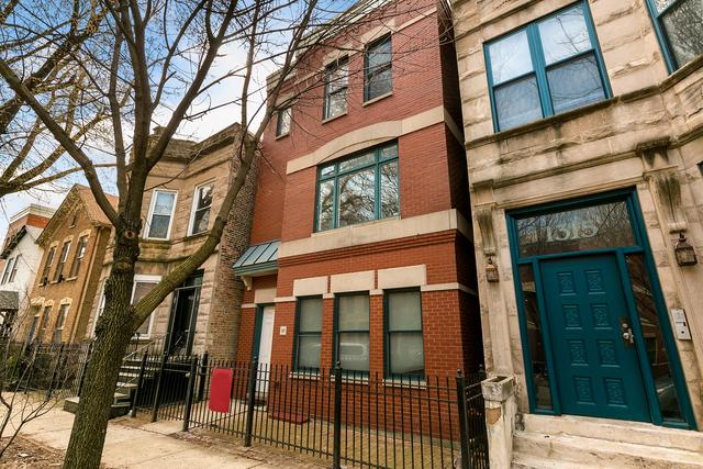 1311 W Fillmore Street A, Chicago, IL 60607 (MLS #10323545) :: The Perotti Group   Compass Real Estate