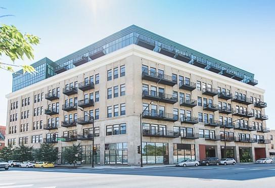 1645 W Ogden Avenue #618, Chicago, IL 60607 (MLS #10323636) :: The Mattz Mega Group