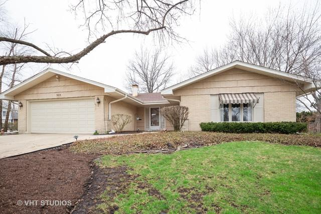 1424 Chartwell Road, Schaumburg, IL 60195 (MLS #10323707) :: Angela Walker Homes Real Estate Group