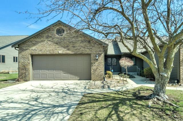 1509 Fort Jesse Road #16, Normal, IL 61761 (MLS #10323931) :: Janet Jurich Realty Group