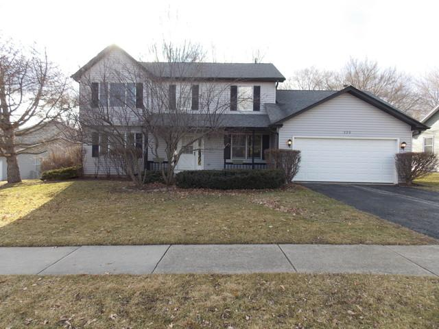 320 Moraine Hill Drive, Cary, IL 60013 (MLS #10324047) :: Berkshire Hathaway HomeServices Snyder Real Estate